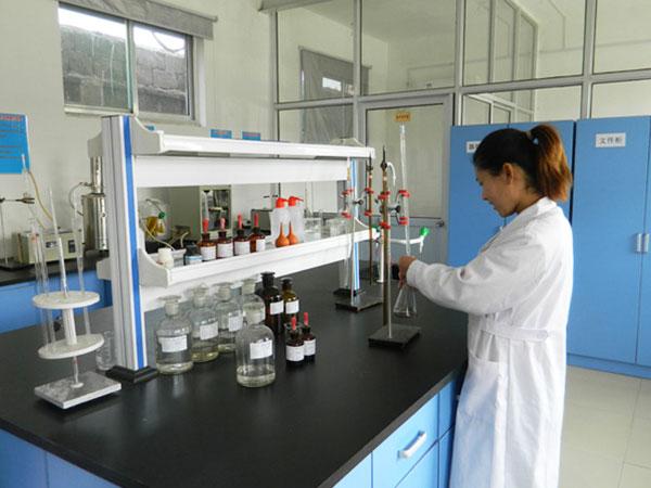 化验室展示